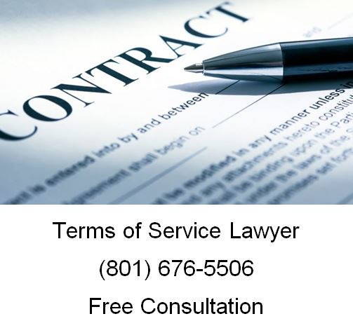 terms of service lawyer