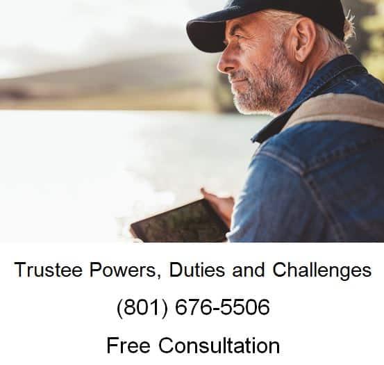 trustee power duties and challenges