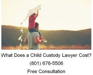 what does a child custody lawyer cost