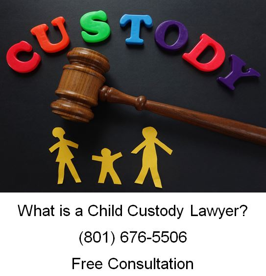 what is a child custody lawyer