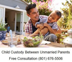 Child Custody Between Unmarried Parents