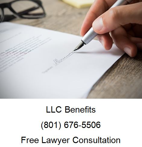 LLC Benefits