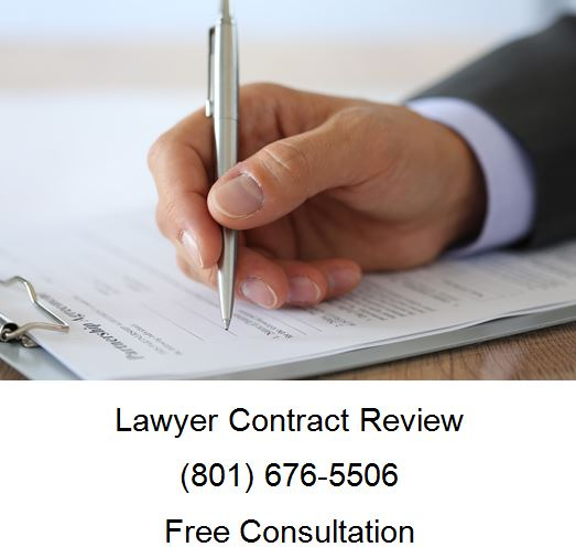 Lawyer Contract Review