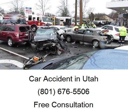 car accident in utah