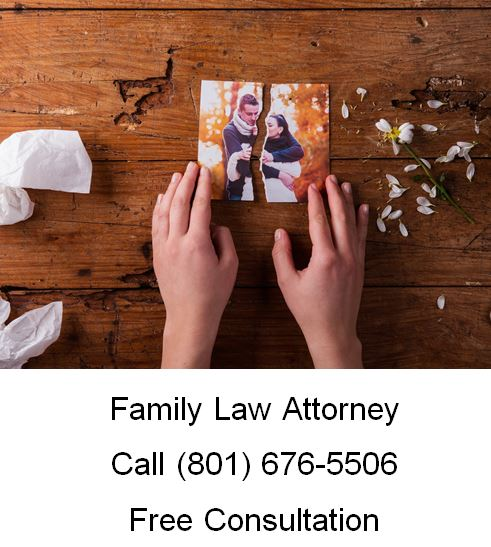 changing divorce decree and child custody in utah