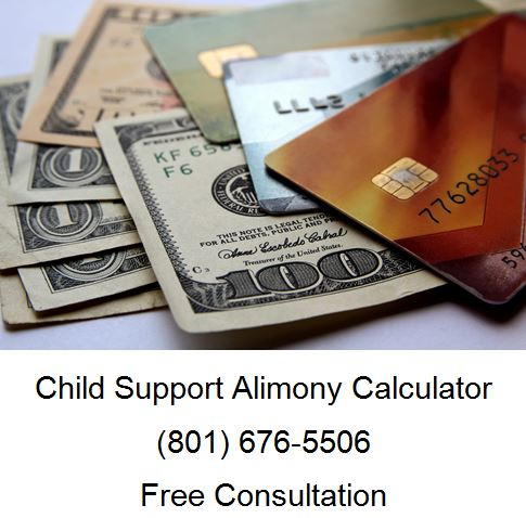 child support alimony calculator