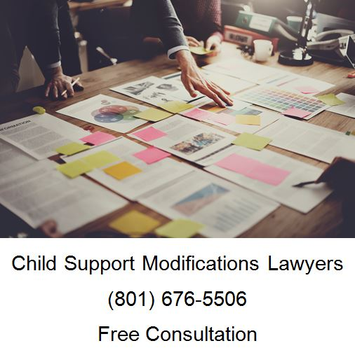 child support modifications lawyers