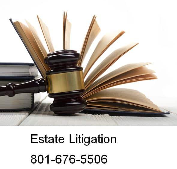 estate litigation and mediation