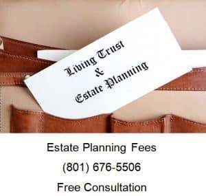 estate planning fees