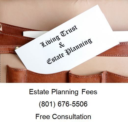 estate planning fees
