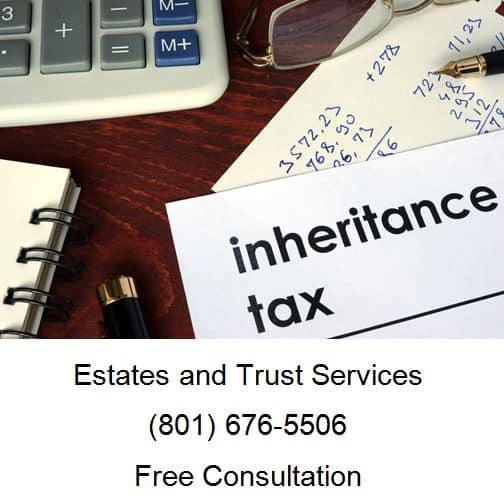 estates and trust services