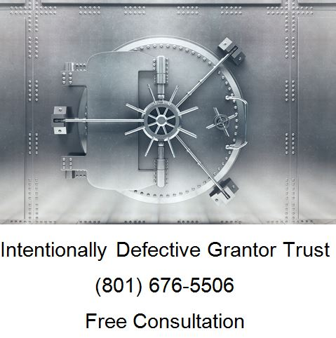 intentionally defective grantor trust