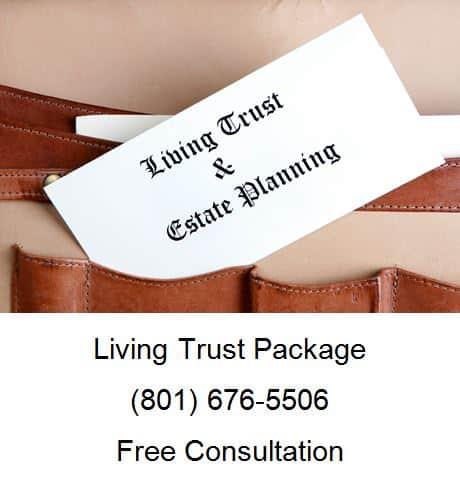 living trust package