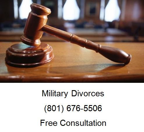 military divorces