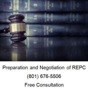 preparation and negotiation of REPC
