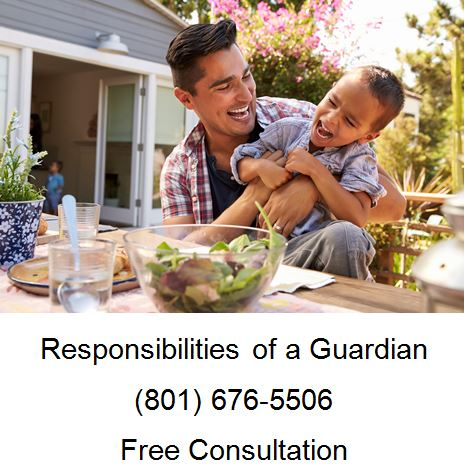 responsibilities of a guardian