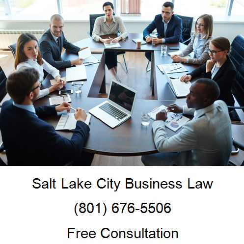salt lake city business law