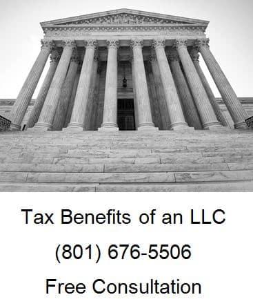 tax benefits of an llc