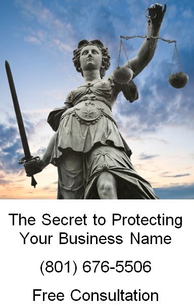 the secret to protecting your business name