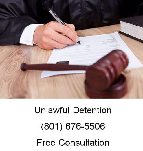 unlawful detention