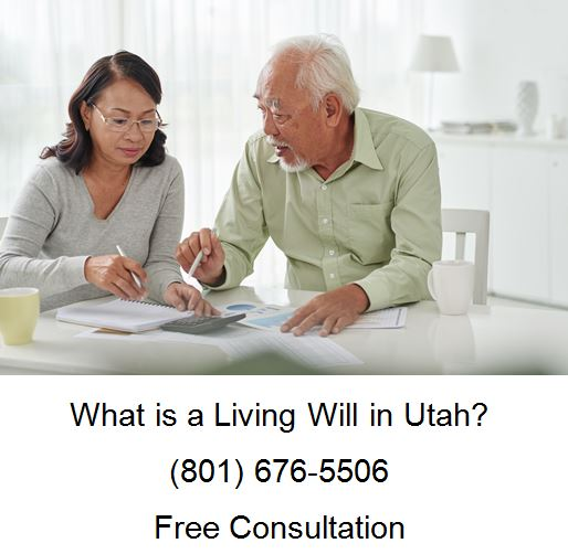 what is a living will in utah