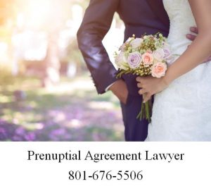 Prenuptial or Premarital Agreements