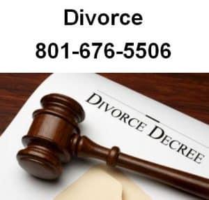 divorce forms utah