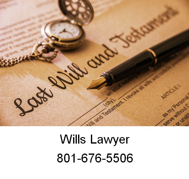 lawyer for wills in utah
