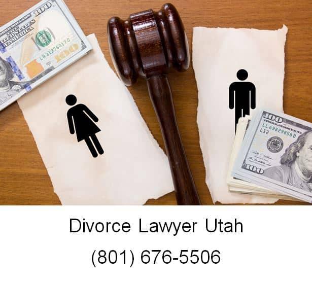 what is an undisputed divorce in utah