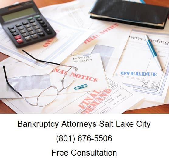 Bankruptcy Lawyers Salt Lake City Utah