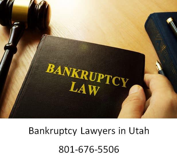 Salt Lake Bankruptcy Lawyer
