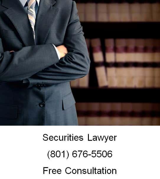 Securities Lawyer Salt Lake City