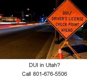 Top DUI Lawyer in Utah