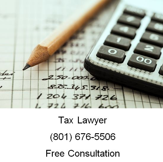 Utah tax lawyer