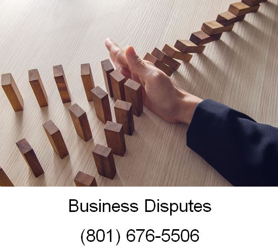 What Do I Do If I'm in a Business Dispute