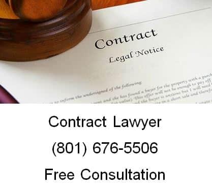 Salt Lake City Contract Attorney