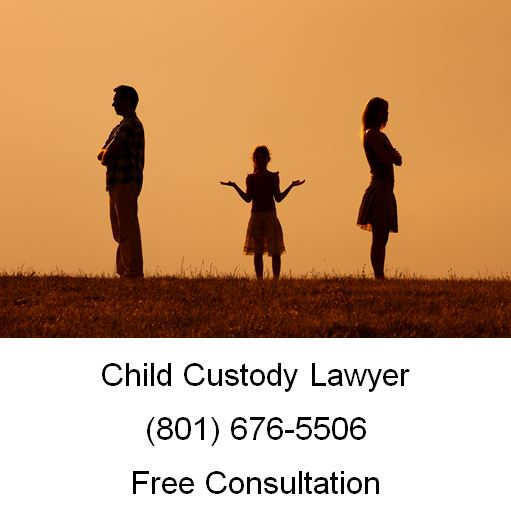 Types Of Child Custody In Utah