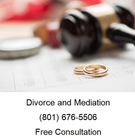 Utah Divorce Jurisdiction