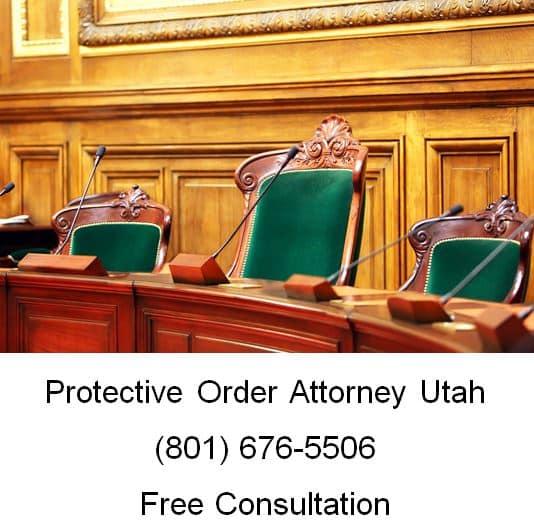Utah Protective Orders and Divorce