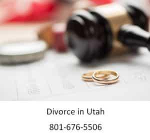 Divorce in Utah