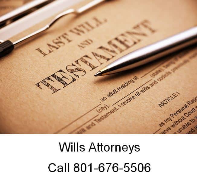 Wills in Utah