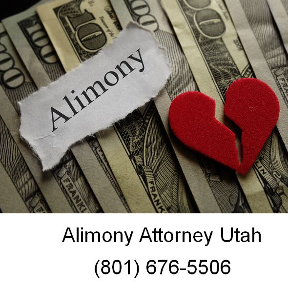 How is Alimony Calculated in Salt Lake