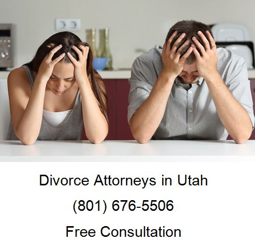 How To File A Divorce In Utah