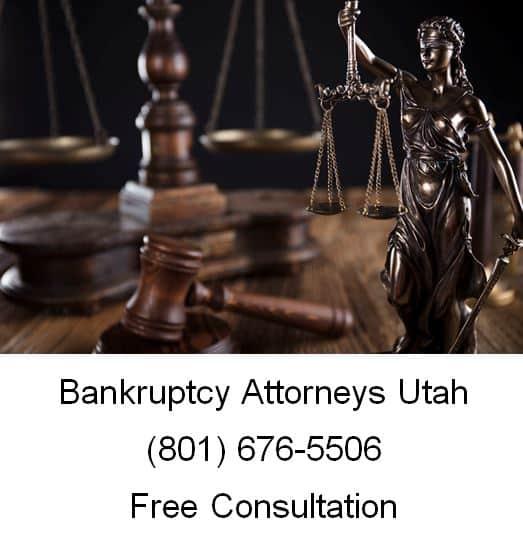 Bankruptcy Lawyer Morgan Utah