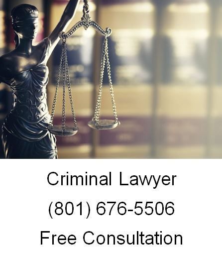 Criminal Defense Lawyer Lindon Utah