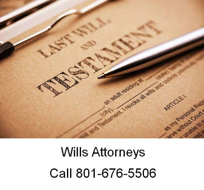 What Makes A Will Legal In Utah