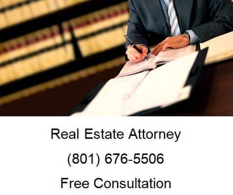Real Estate Lawyer Salt Lake City Utah