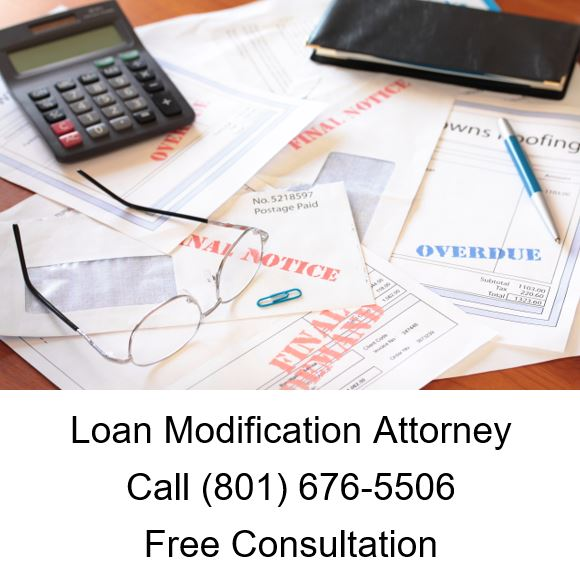 How Does A Loan Modification Work