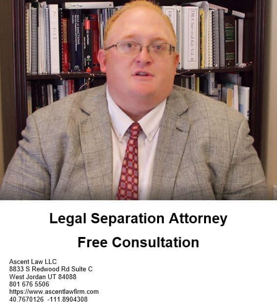 Does Utah Recognize Legal Separation