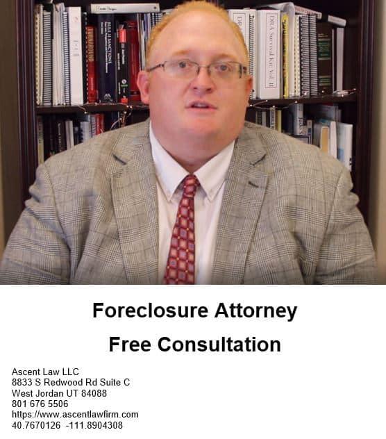 Foreclosure Lawyer West Jordan Utah
